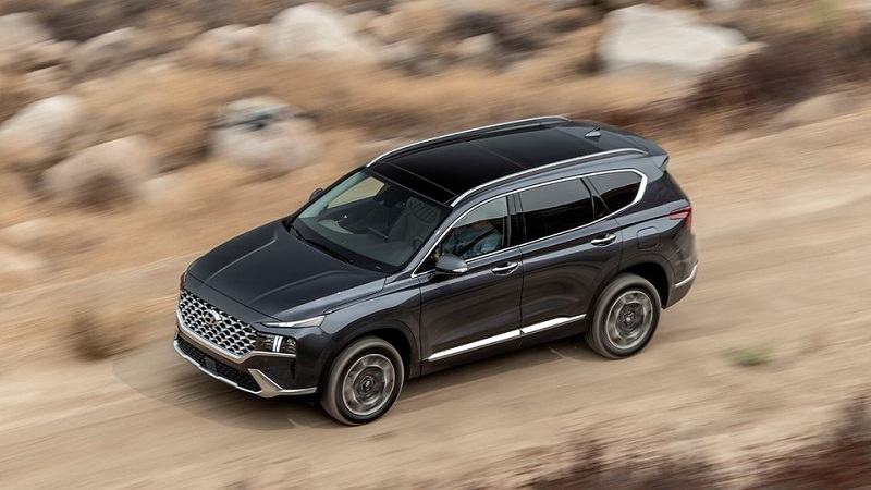 2022 Hyundai Palisade Calligraphy, Release date, Changes, Hybrid