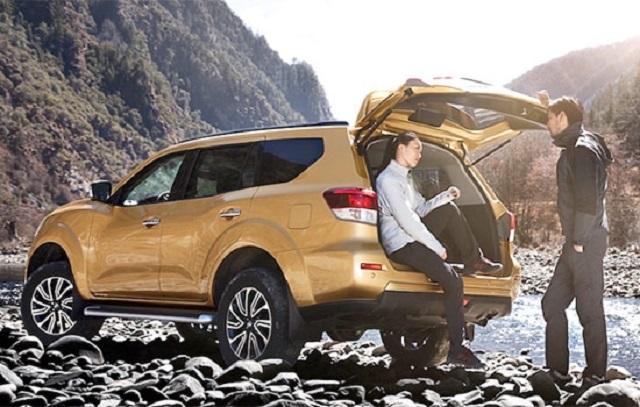 2022 Nissan Xterra Comeback, Price, USA, Interior